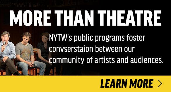 NYTW Public Programs