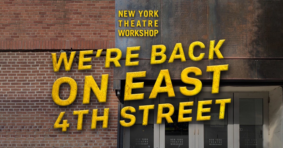 We're back on East 4th Street